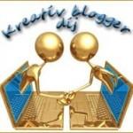 Kratív blogger díj